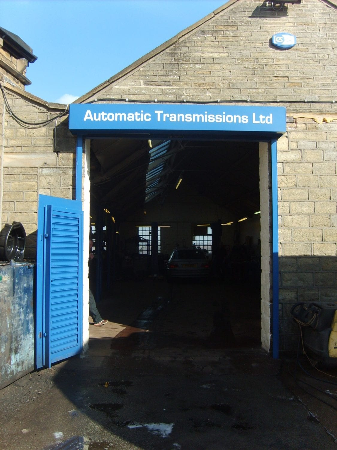 Automatic Tranmissions Ltd workshop