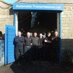 The team at auto gear box