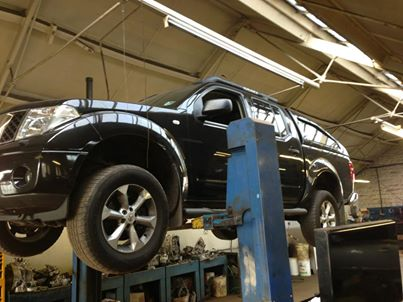 Nissan Navara Transmission Overhaul
