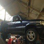 Range Rover Broken Drive Plate