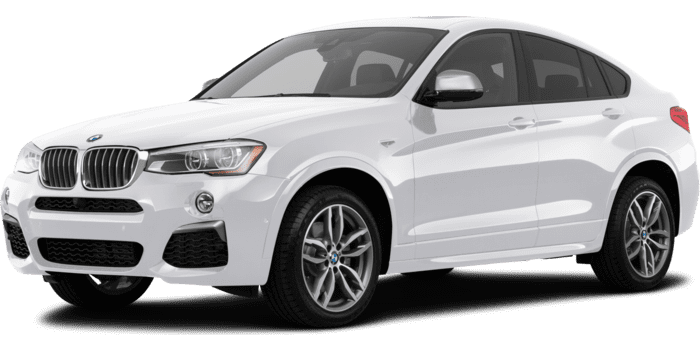 2018 Bmw X4 White Full Color Driver Side Front Quarter Automatic Transmissions Ltd